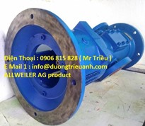 ALLWEILER AG product / Bơm ly tâm ALLCHILER / Screw Pumps ALLWEILER
