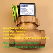 Gould Solenoid Valves  Gould High Pressure,  Gould Direct Acting,  Gould Hazardous Location Solenoid Valves