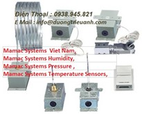 Mamac Systems  Viet Nam, Mamac Systems Humidity,  Mamac Systems Pressure , Mamac Systems Temperature Sensors,