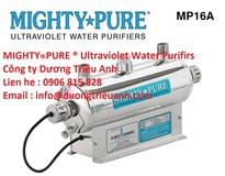 Máy lọc nước UV Mighty Pure® - Mighty Pure Viet nam - Thiết bị Mighty Pure - Mighty Pure® UV Water Purifiers