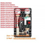 Meibes storage technology  / Meibes district heating stations  / Meibes heat distribution